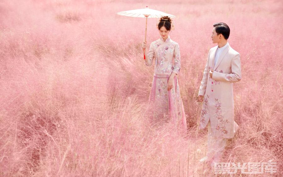 偉爵爺Leo的婚纱摄影作品《粉黛秀禾》